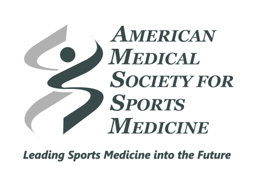 American Medical Society for Sports Medicine logo